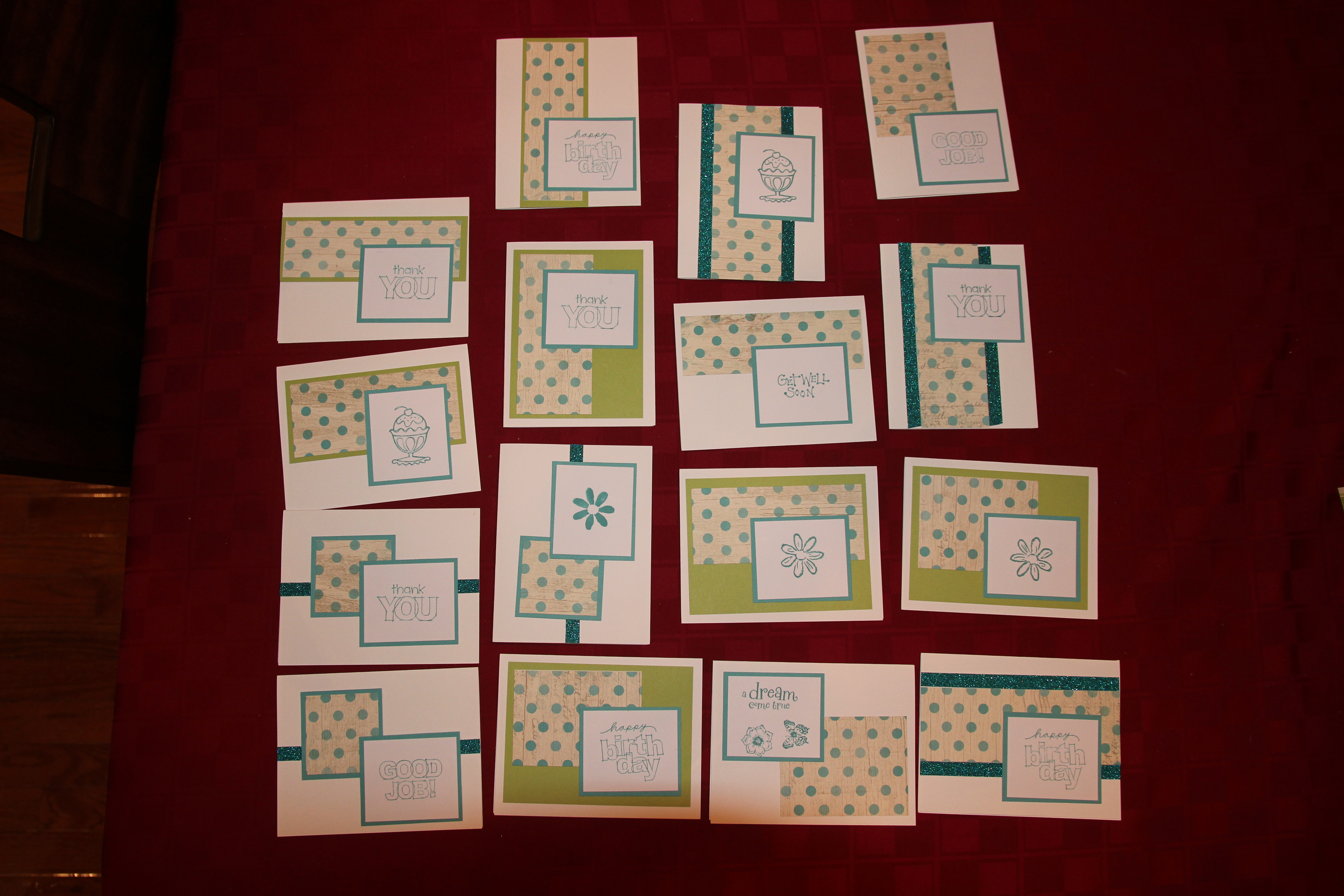 One Sheet Wonder | Momz Love Letters - CTMH - Maria Hill - photo#18
